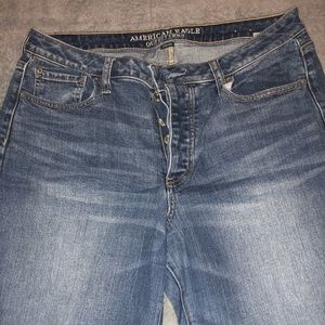 American eagle straight leg jeans.